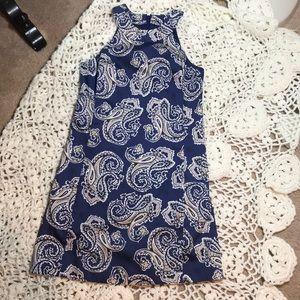 LOFT Paisley dress!